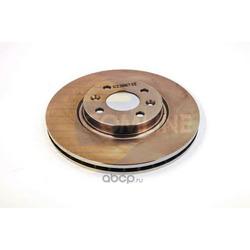 Тормозной диск (Comline) ADC1517V