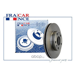 Диск переднего тормоза без ESP 269х22,5 (Francecar) FCR210520