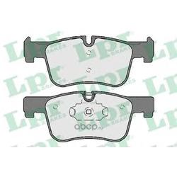 Комплект тормозных колодок (Lpr) 05P1739