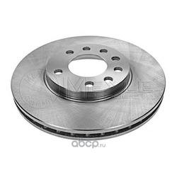 Тормозной диск (Meyle) 6155216017