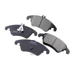 Дисковые тормозные колодки (Friction Master) MKD1342