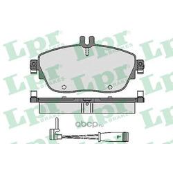 Комплект тормозных колодок (Lpr) 05P1781A