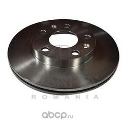 Тормозной диск (ASAM-SA) 30625