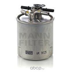 Топливный фильтр (MANN-FILTER) WK9025