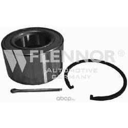 Комплект подшипника ступицы колеса (Flennor) FR970836