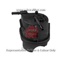 Фильтр топливный (Sakura) FS17410