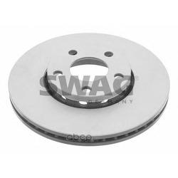 Тормозной диск (Swag) 32908352