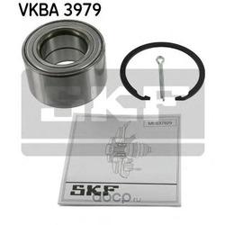 Комплект подшипника ступицы колеса (Skf) VKBA3979
