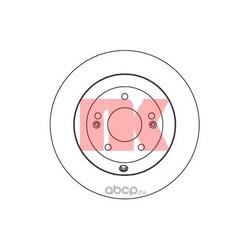 Диск тормозной NK (Nk) 203534