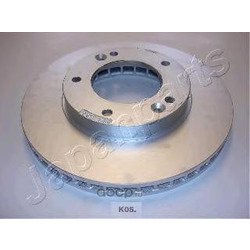 Тормозной диск (Japanparts) DIK05