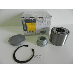 Комплект подшипника ступицы колеса (RENAULT) 7701208058