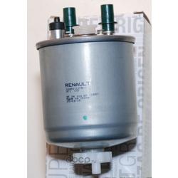 Фильтр топливный K9K 1.5dCi Kangoo 2 (RENAULT) 164001137R