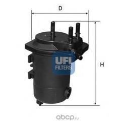 Топливный фильтр (UFI) 2405200