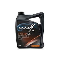 Масло трансм. WOLF EXTENDTECH 80W90 GL 5 5L (Wolf) 8304507