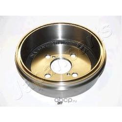 Тормозной барабан (Japanparts) TA207