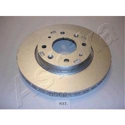 Тормозной диск (Ashika) 600KK17