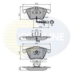 Комплект тормозных колодок, дисковый тормоз (Comline) CBP11753