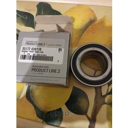 Подшипник ступицы передней (Hyundai-KIA) S5172038110