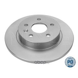 Тормозной диск (Meyle) 6155230009PD