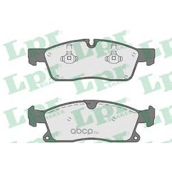 Комплект тормозных колодок (Lpr) 05P1735
