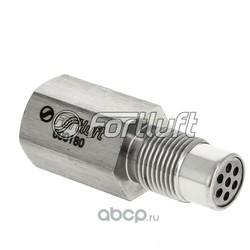 Обманка датчика кислорода прямая с мини катализатором (FortLuft) 000180
