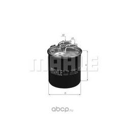 Топливный фильтр (Mahle/Knecht) KL723D