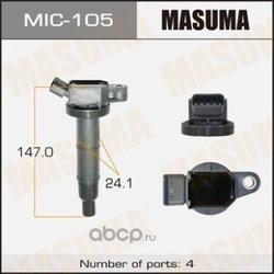 Катушка зажигания (Masuma) MIC105