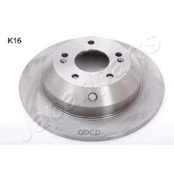 Тормозной диск (Japanparts) DPK16