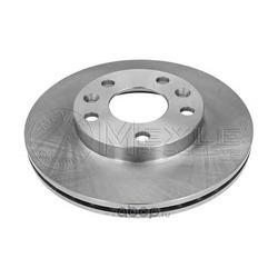 Тормозной диск (Meyle) 16155210028