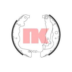 Комплект тормозных колодок (Nk) 2739787