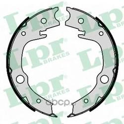 Комплект тормозных колодок, стояночная тормозная система (Lpr) 09340