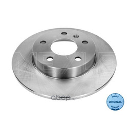 Тормозной диск (Meyle) 6155230024