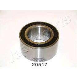 Комплект подшипника ступицы колеса (Japanparts) KK20517