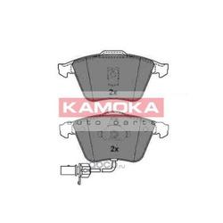 Комплект тормозных колодок, дисковый тормоз (KAMOKA) JQ1012814