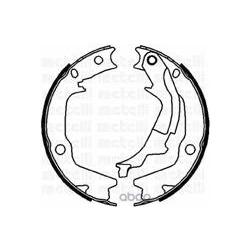 Комплект тормозных колодок, стояночная тормозная система (Metelli) 530186
