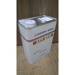 Масло трансм. АКПП , 4л (MITSUBISHI) 4024610