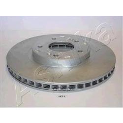 Тормозной диск (Ashika) 600HH21
