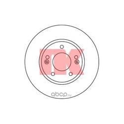 Диск тормозной пер. вент.NK (Nk) 203526