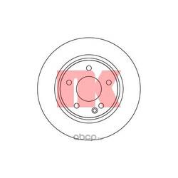 Тормозной диск (Nk) 203370