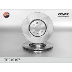 Тормозной диск (FENOX) TB219197