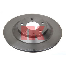 Тормозной диск (Nk) 203279