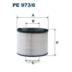 PE973/6 FILTRON Фильтр топливный (Filtron) PE9736