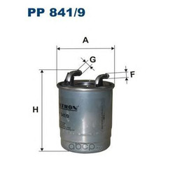 Фильтр топливный Filtron (Filtron) PP8419