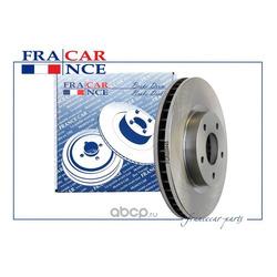 Дискпереднеготормозавентилируемый 296x26 (Francecar) FCR220445