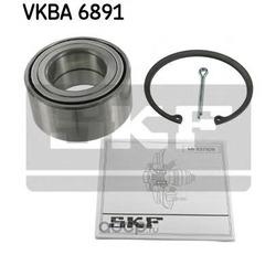 Подшипник ступицы колеса, комплект (Skf) VKBA6891