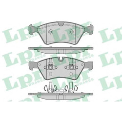 Комплект тормозных колодок, дисковый тормоз (Lpr) 05P1253