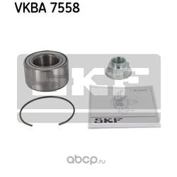 Комплект подшипника ступицы колеса (Skf) VKBA7558