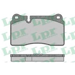 Комплект тормозных колодок, дисковый тормоз (Lpr) 05P1376