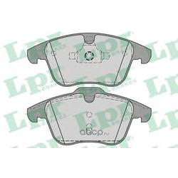 Комплект тормозных колодок, дисковый тормоз (Lpr) 05P1255