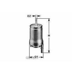 Топливный фильтр (Clean filters) MBNA1516